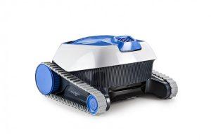 En poolrobot sänker rengöringskostnaderna för poolen