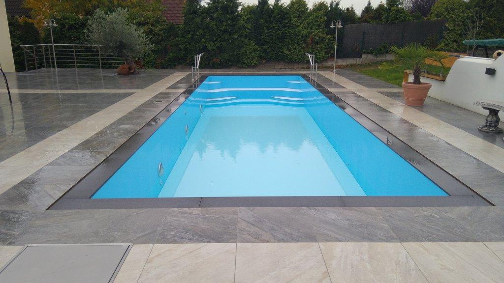 Thermoplast PP Pool